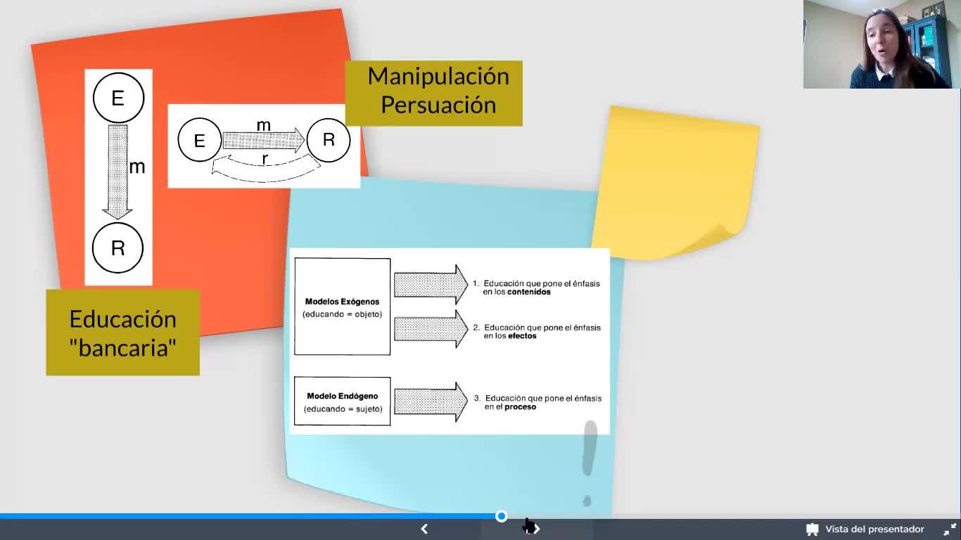 EAN II/LA PROPUESTA DEL EDUCADOR 2°/SALOMONE