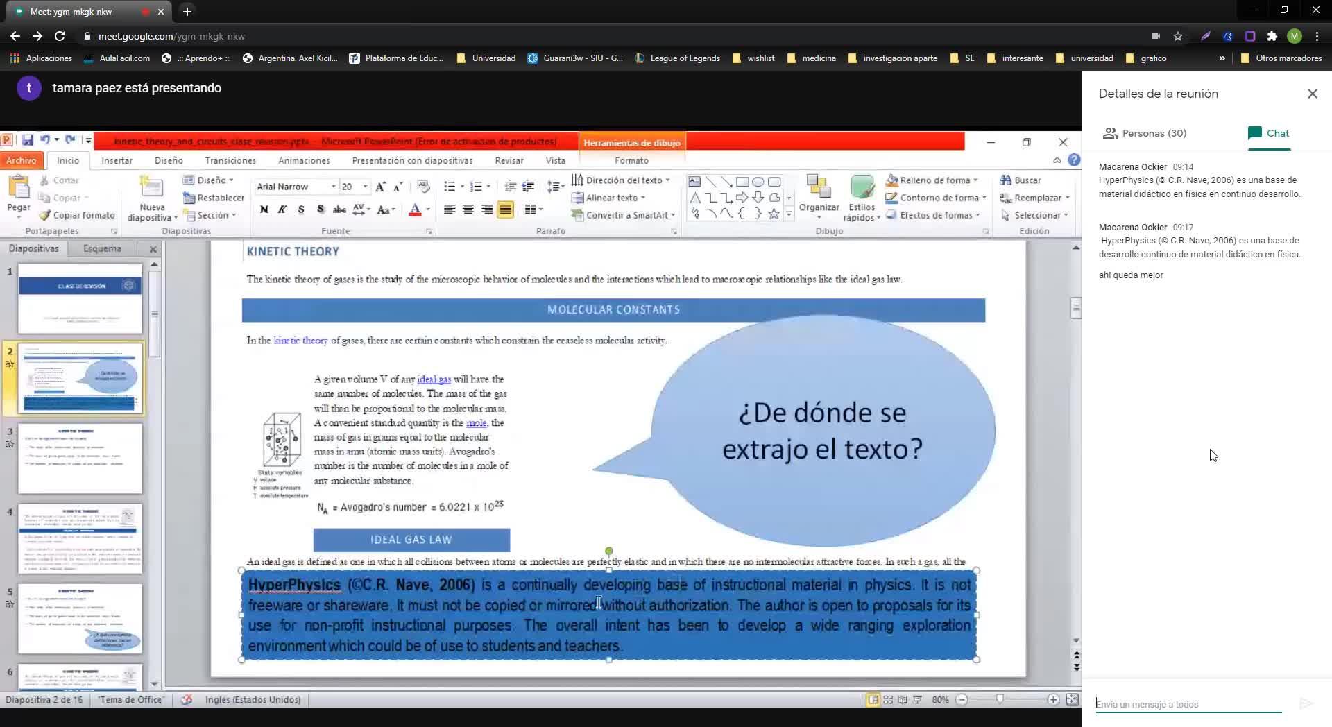Inglés- Encuentro virtual (Turno Mañana) 10 de septiembre