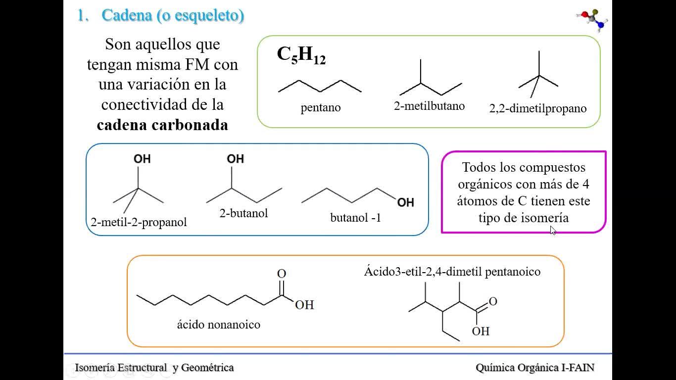 Clase Isomería_10 de Septiembre