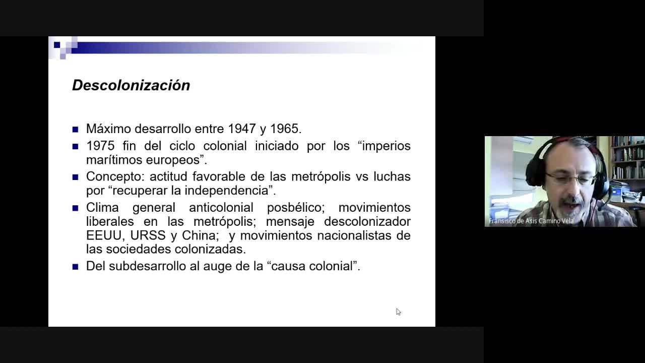 1.2Clase Unidad I Primera parte Descolonización 10 de septiembre