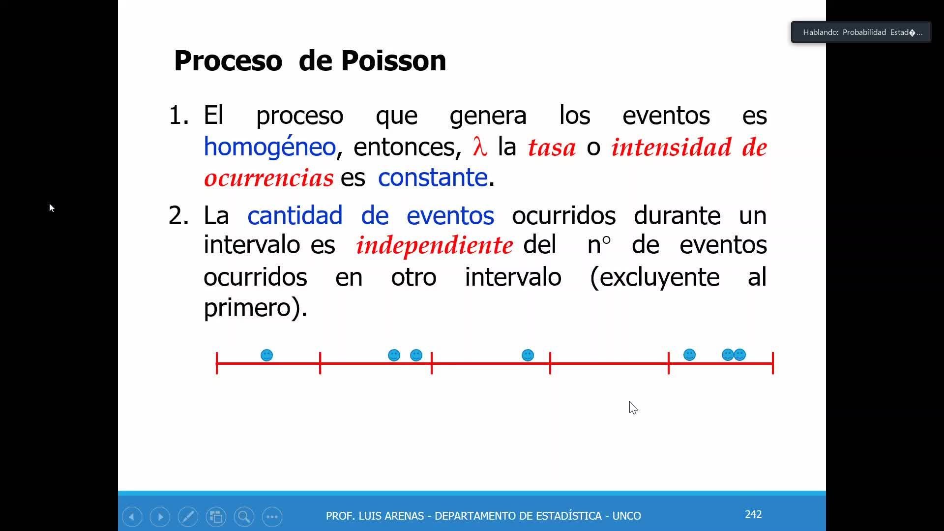 2020-09-17 Teoría Pt.2 - Modelos Poisson y Normal