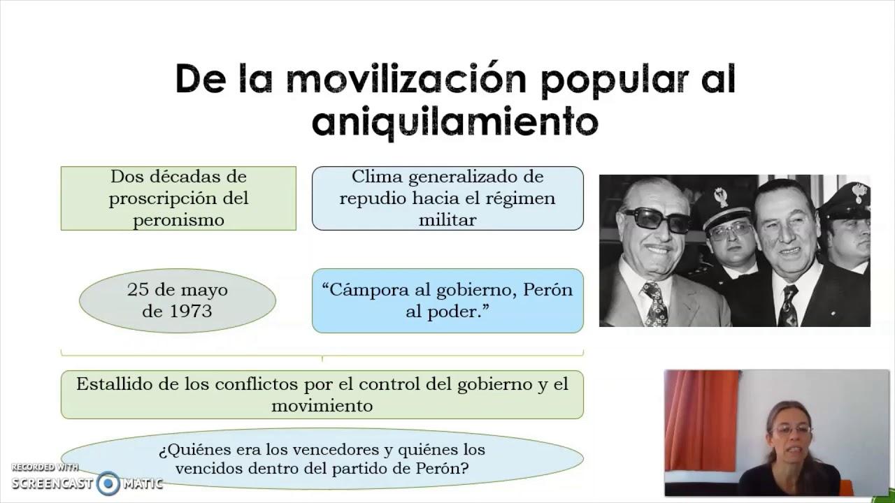 FADECS/Lic. Sociología/Análisis de la Sociedad Argentina/ Prof. Giaretto -Teórico N° 8-