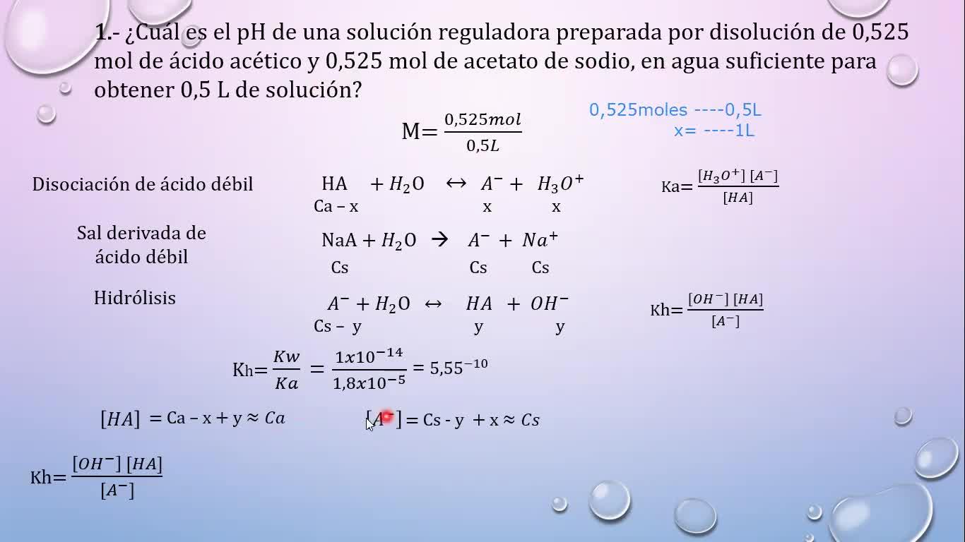 Ingeniería Agronómica- Química Analítica- Resolución Guía 4- Video N°8