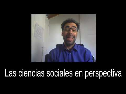 Las ciencias sociales en perspectiva #1