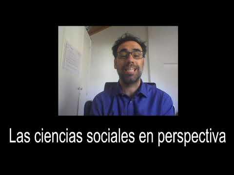 Las ciencias sociales en perspectiva #2