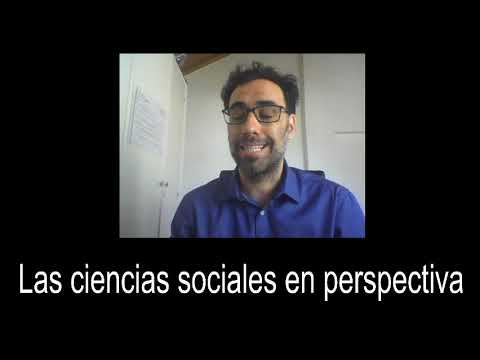 Las ciencias sociales en perspectiva #4