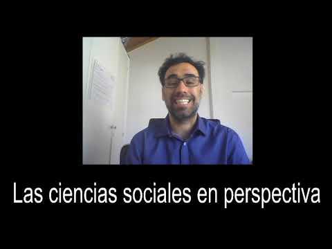 Las ciencias sociales en perspectiva #5