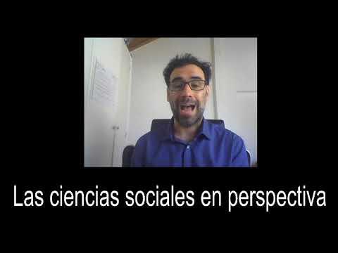 Las ciencias sociales en perspectiva #6