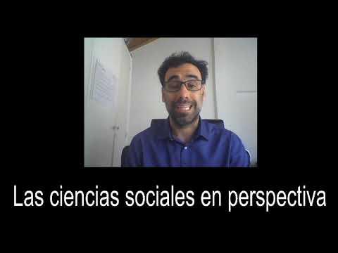 Las ciencias sociales en perspectiva #7