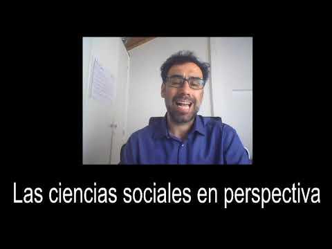 Las ciencias sociales en perspectiva #8