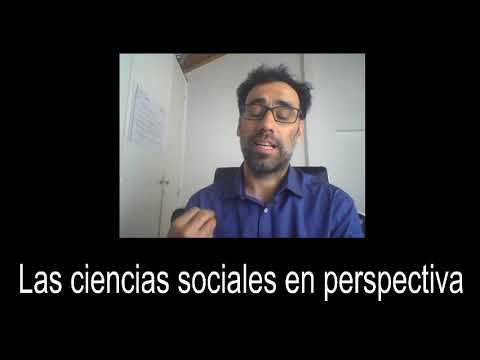 Las ciencias sociales en perspectiva #9