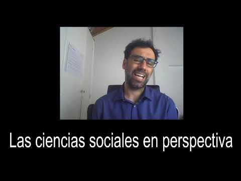 Las ciencias sociales en perspectiva #10