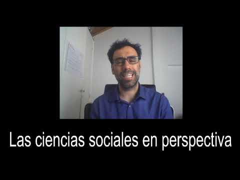 Las ciencias sociales en perspectiva #11