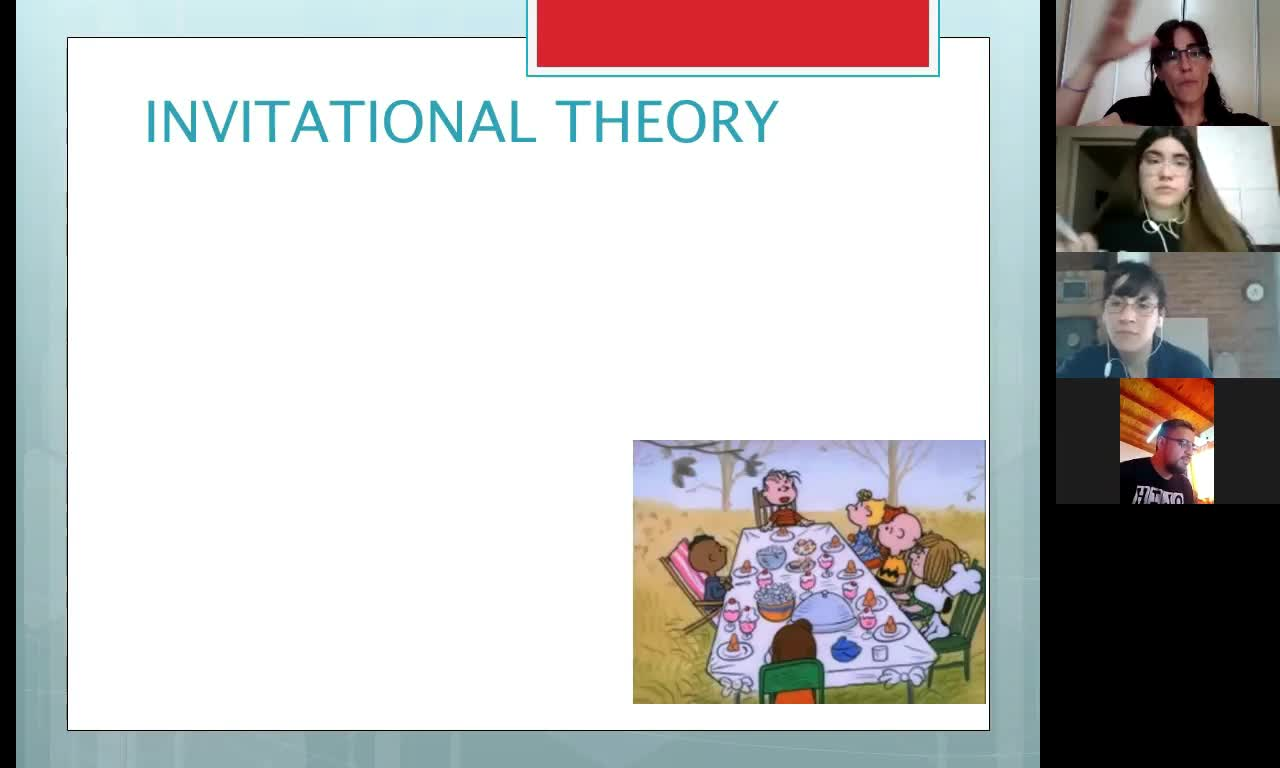 Taller de Didáctica - PPT about Invitational Theory