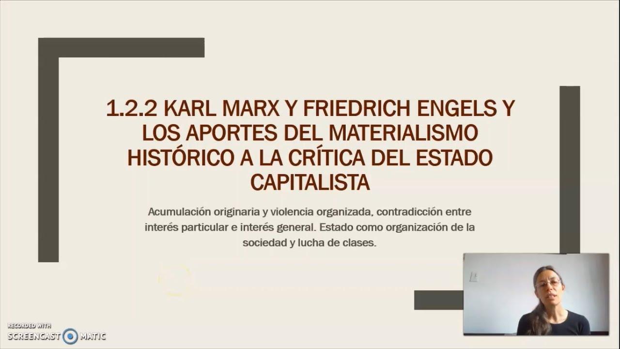 FADECS/ Lic. Servicio Social/Sociología del Desarrollo/ Prof. Giaretto -Teórico N° 2 Marx (Heinrich)-