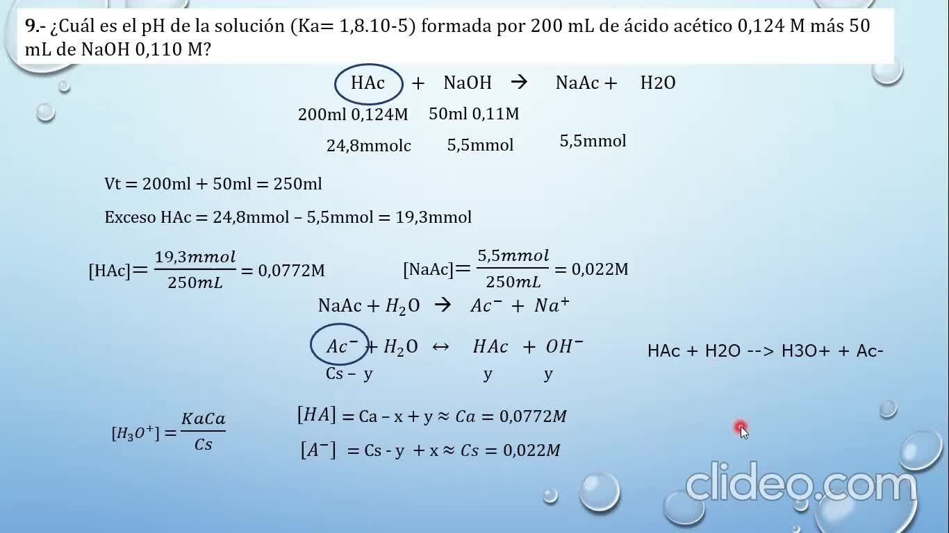 Ingeniería Agronómica- Química analitica- Resolucion Guia 4 29-09- Video N°15