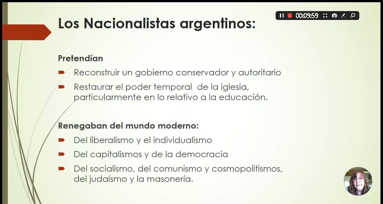 HEA - Nacionalismos a - Fuentes doctrinarias