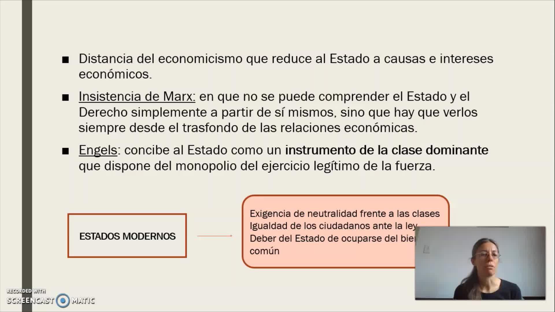 FADECS/Lic. Servicio Social/Sociología del Desarrollo/Prof. Giaretto/Teórico N° 2 Marx (Heinrich)