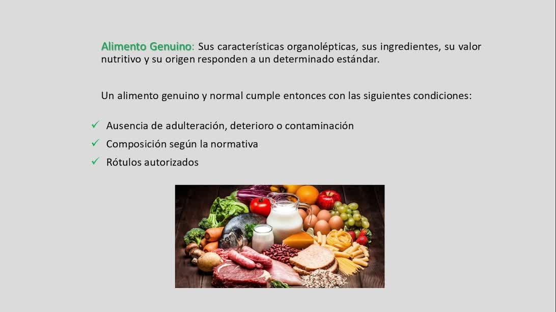 Unidad II: Peligros en Alimentos (pte 2)