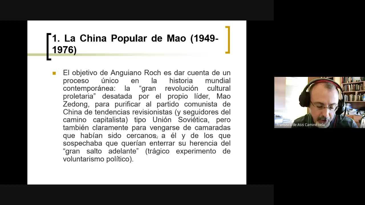 4.2 Clase Unidad II China primera parte 6 de octubre