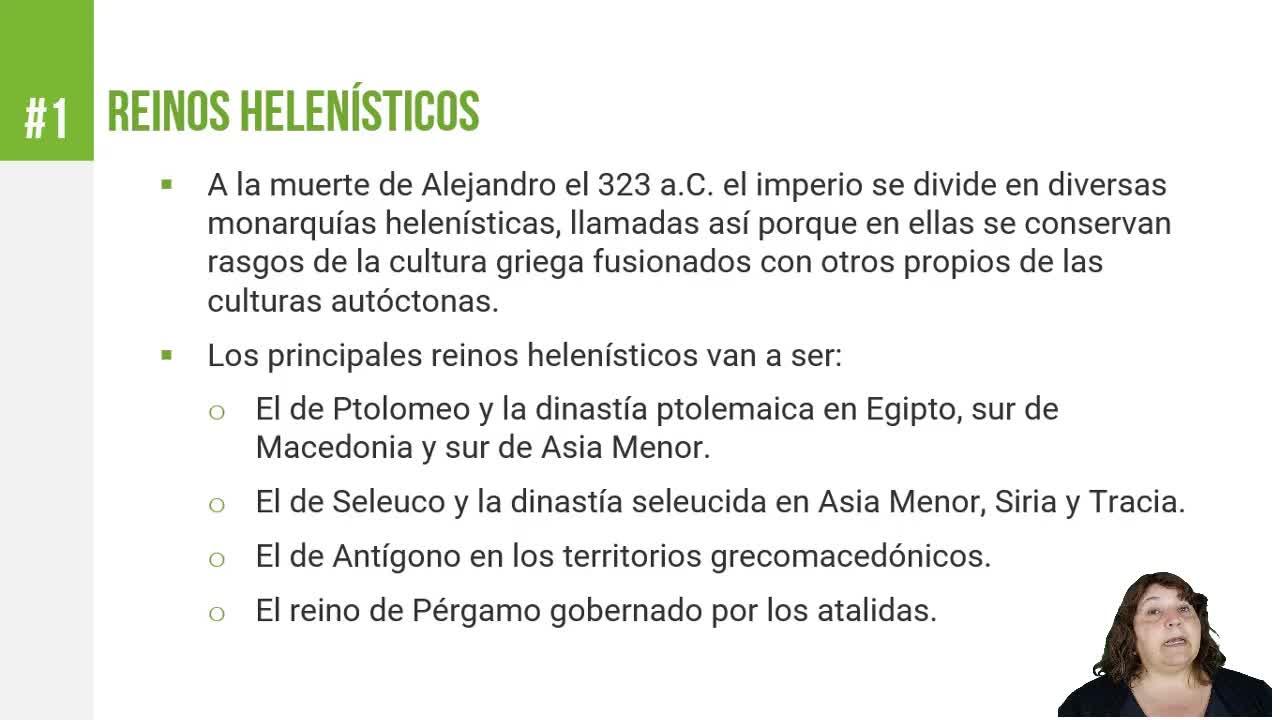 Reinos Helenísticos