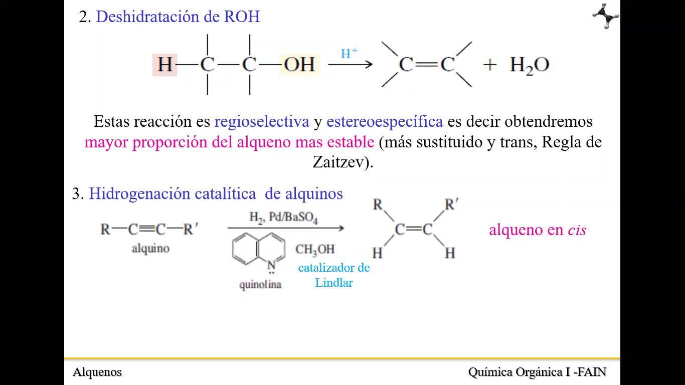 Clase Teórica Alquenos_20 de Octubre