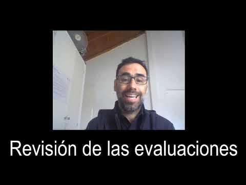 Devolución evaluación
