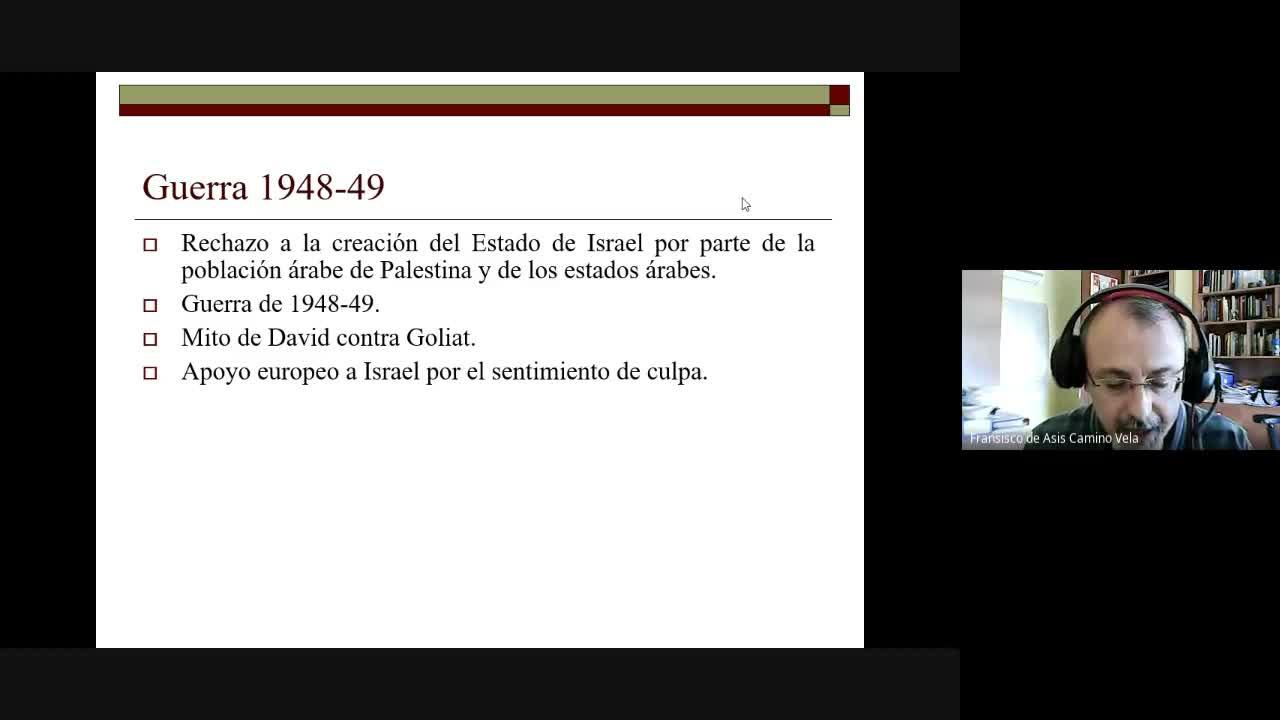6.2 Clase Unidad III mundo árabe segunda parte 22 de octubre