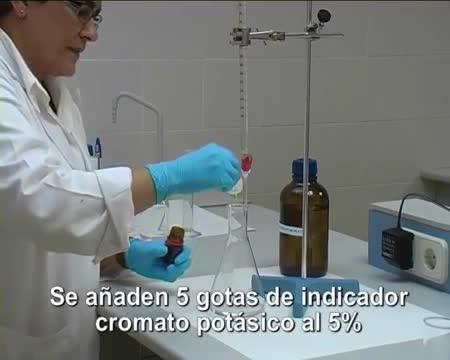 Ingeniería Agronómica- Química Analítica- Método de Mohr- Video N°23