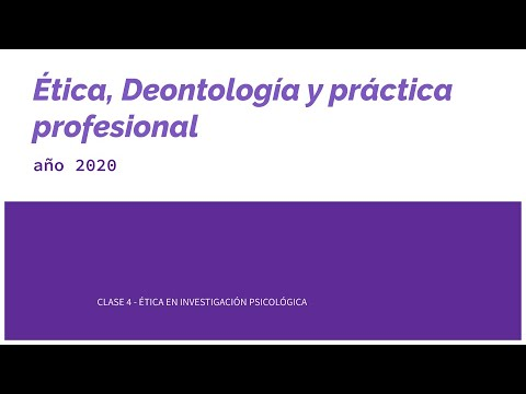 EDPP4  ETICA DE LA INVESTIGACION   22 10 2020
