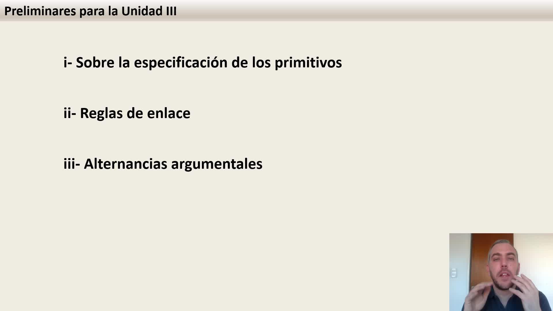07 Introduccion U3 y Sintaxis L
