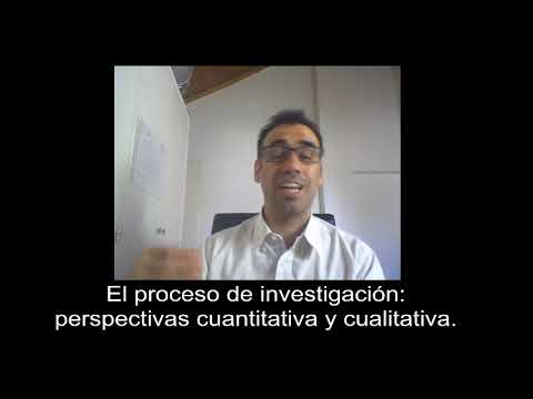 El proceso de investigacin: perspectivas cuantitativa y cualitativa #1