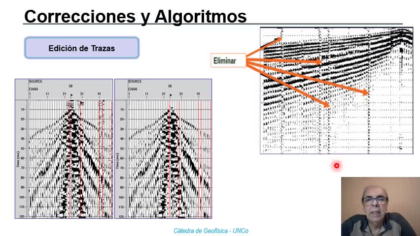 Geofísica - Procesamiento de Datos