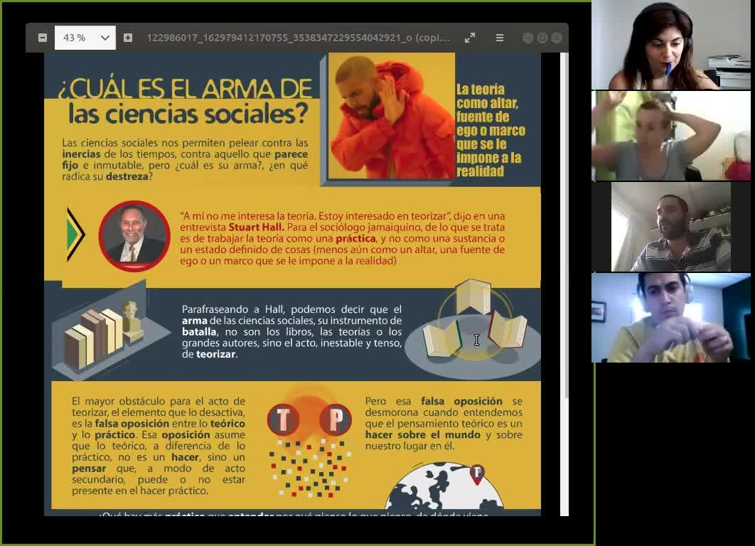 Comunicación Social II Encuentro 13 a