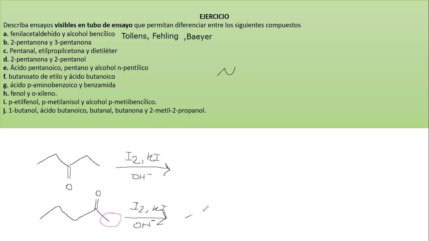 Clase Práctica (28-10-20) - Ácidos carboxílicos - Parte 2