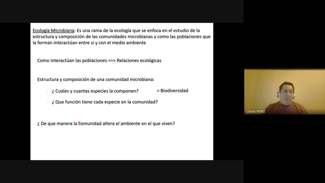 Clase 8 Microbiología Industrial 2020