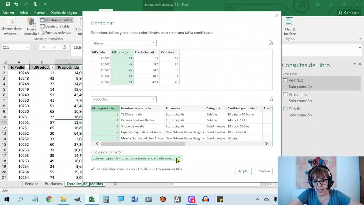 Clase teórico-práctica_Excel_TP Adicional_Power Query