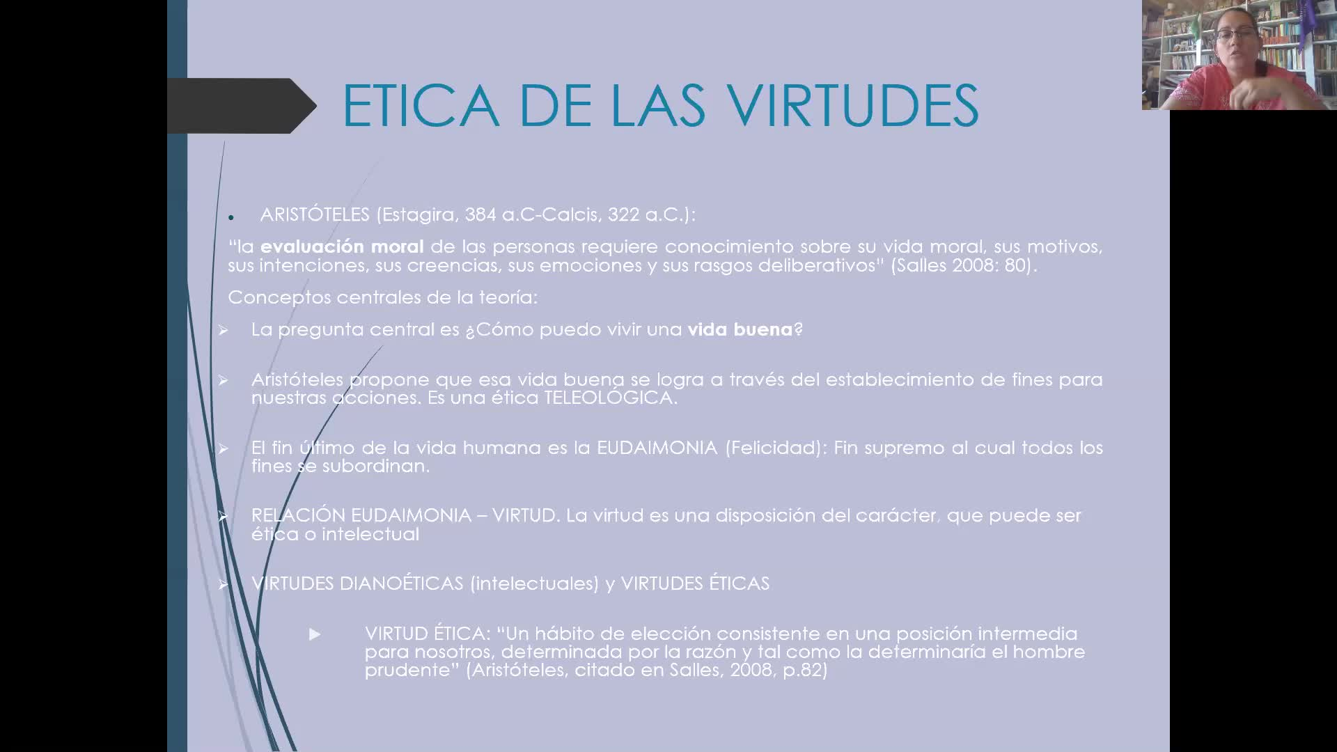 Teorías éticas clásicas-1 de 3-Ética de las virtudes