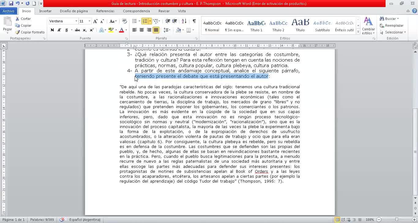 Comunicación Social II, Clase 17b