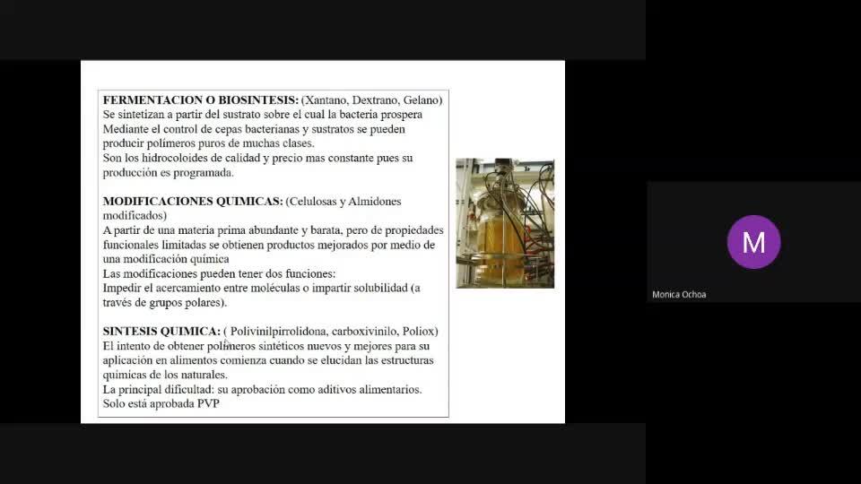 LITA-TCHA Teoría Qca de los Alim- 13-11-2020