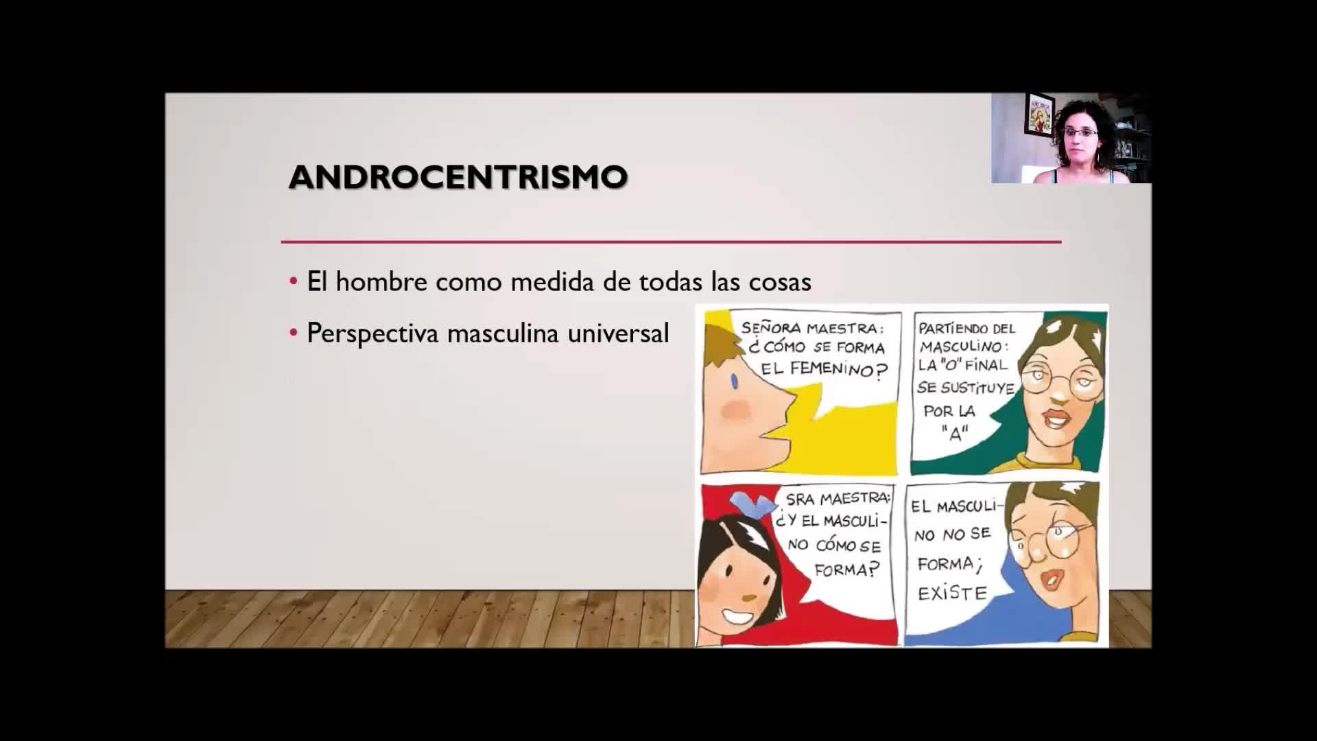 Patriarcado Clase 3 18/11/20