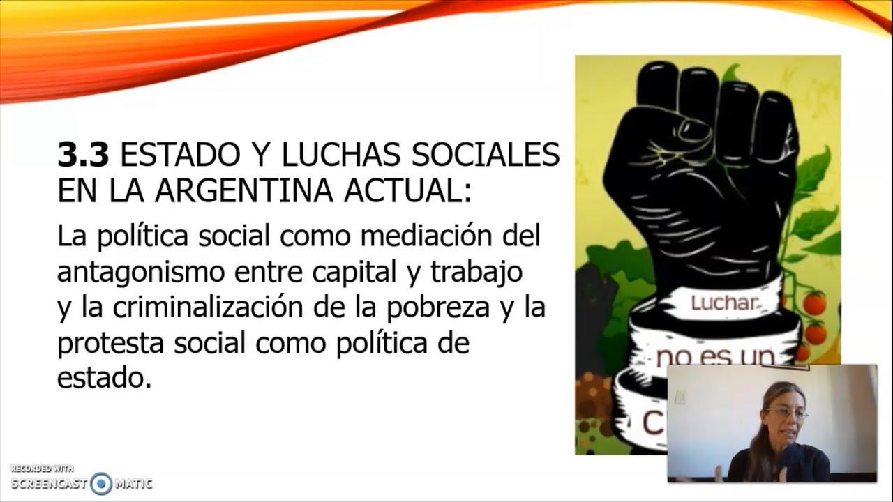 FADECS/ Lic. Servicio Social/ Sociología del Desarrollo -Mód.Neuquén-/ Prof. Giaretto -Teórico N° 11-