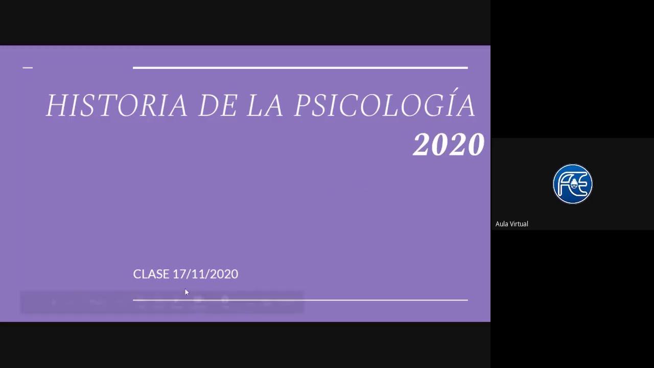 HISTPSIC2020 17 11 2020