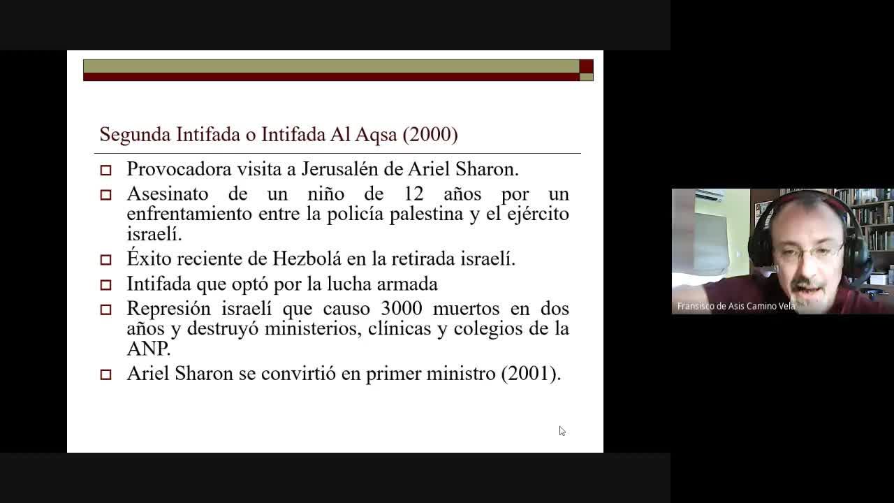 9.2 Clase Unidad III mundo árabe octava parte 19 de noviembre