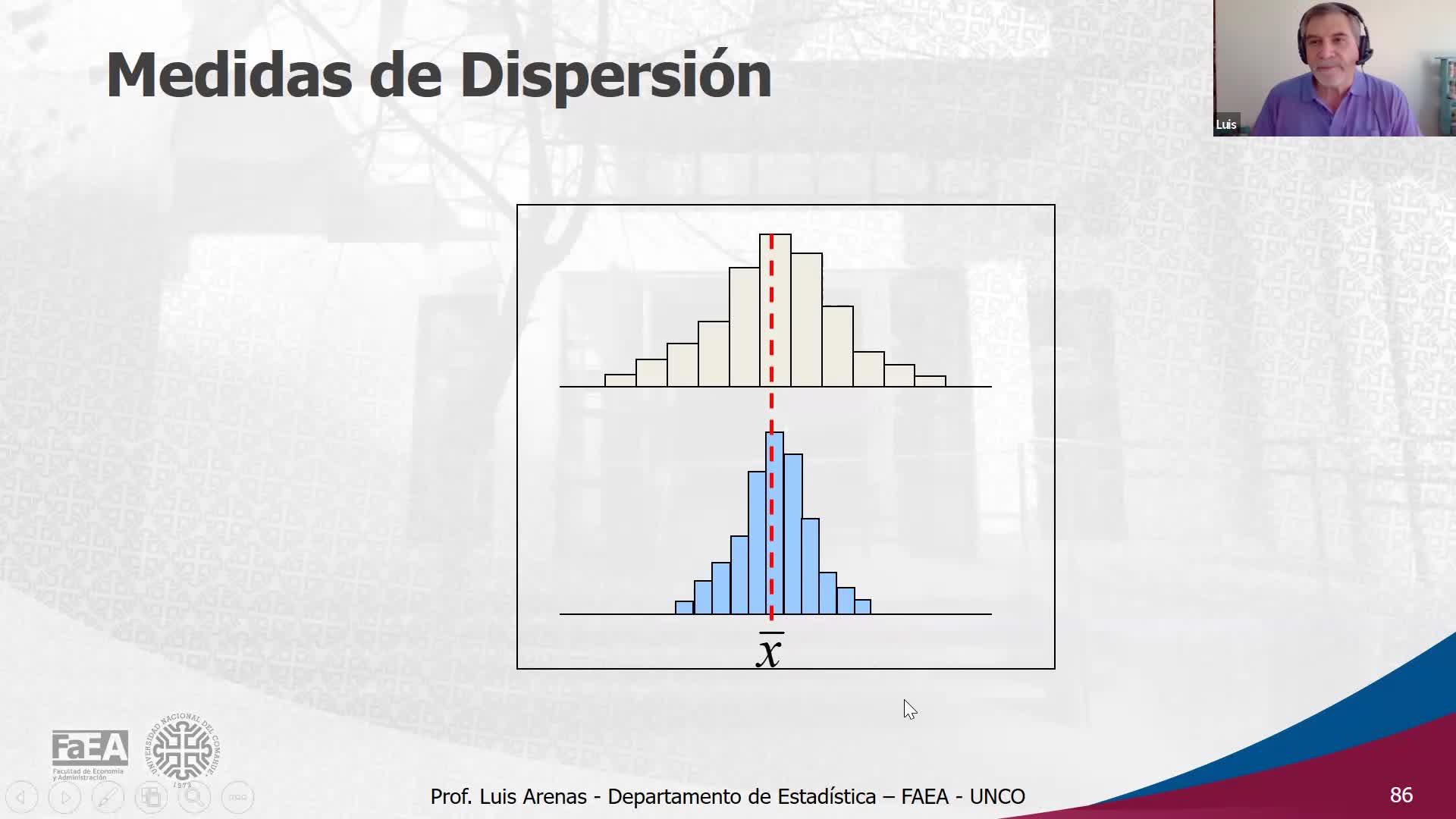 Diplomatura en Logística - Módulo 1 - Cálculo y estadística - Clase 2