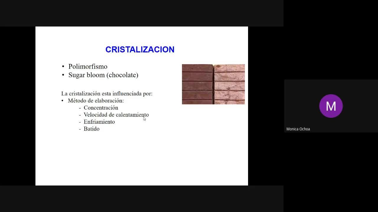 LITA-TCHA Teoría Química de los Alimentos (2020-11-06 )