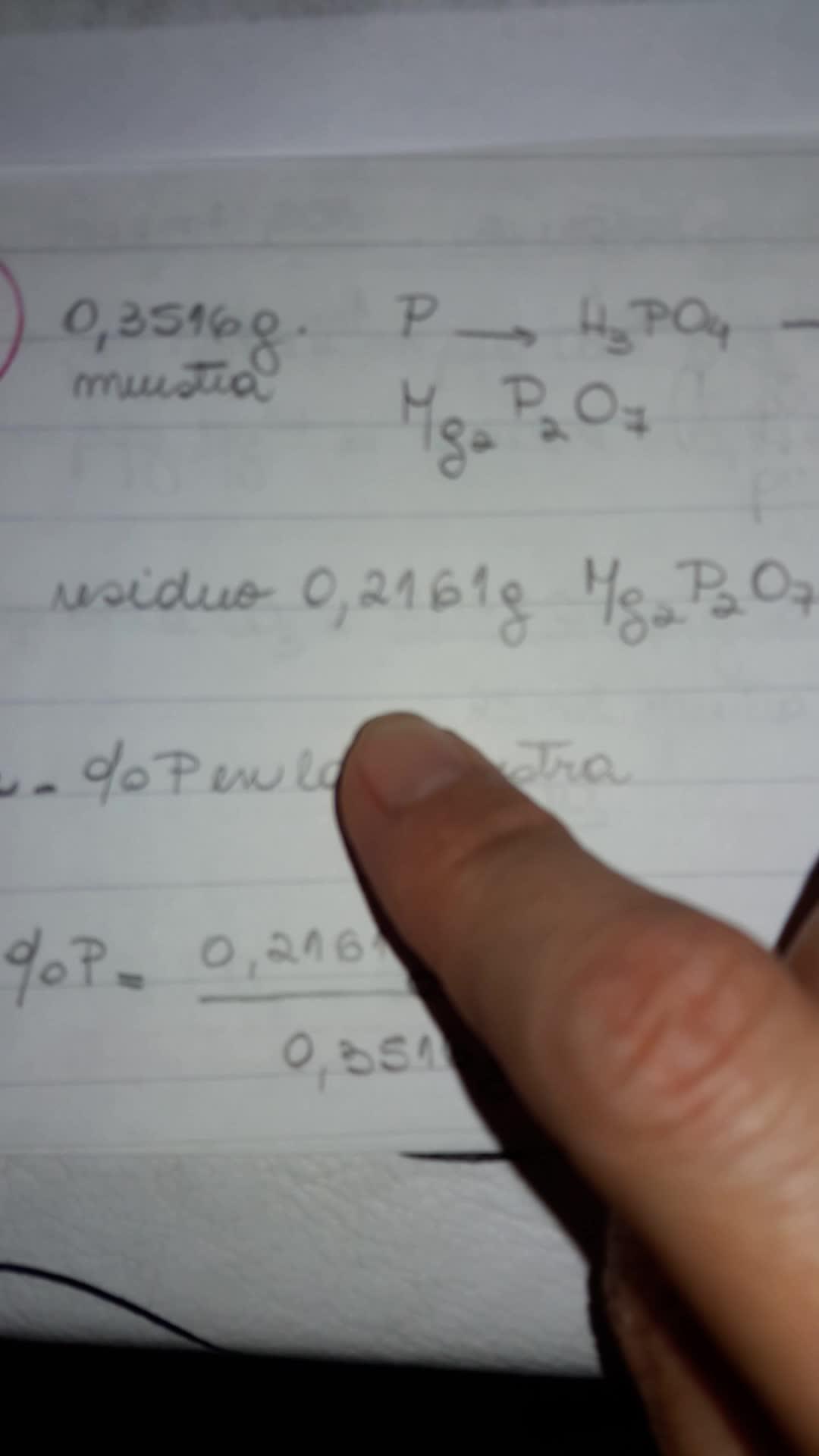 resolución I parcial-qca anal. gral-ej2a