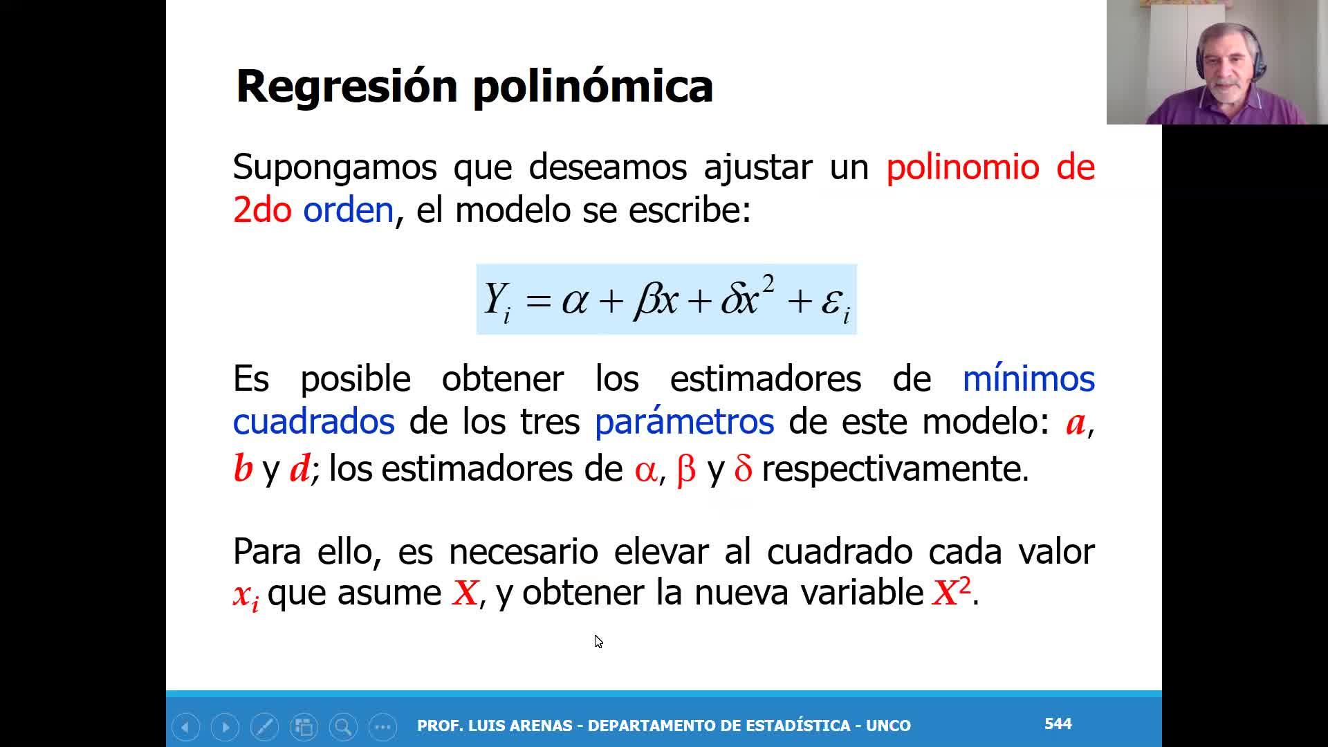 2020-11-24 Teoría - Regresión polinómica