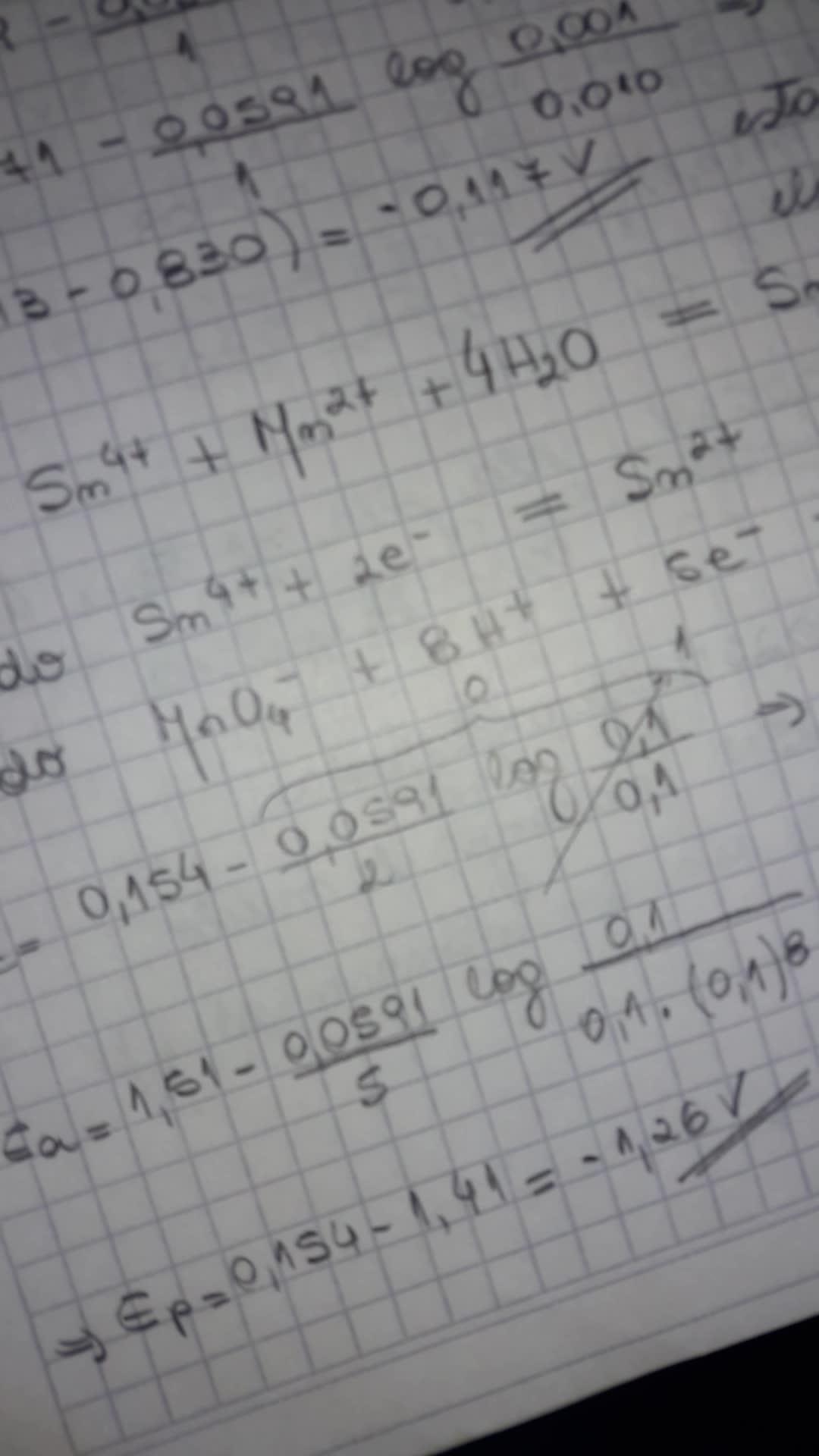 Resolución I parcial-qca anal. gral-ej5a
