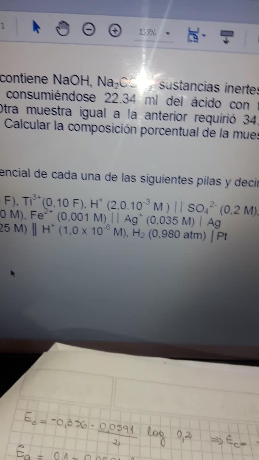 Resolución I parcial-qca anal. gral-ej5c